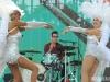 KROQ Weenie Roast May 16, 2015 Saint Motel and Bling Divas Showgirls