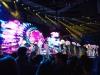 showgirls performing at LA Colisseum