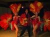 Showgirls with Elvis