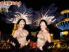 Las Vegas showgirls in Hollywood