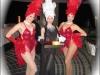 Hollywood Glamour showgirls